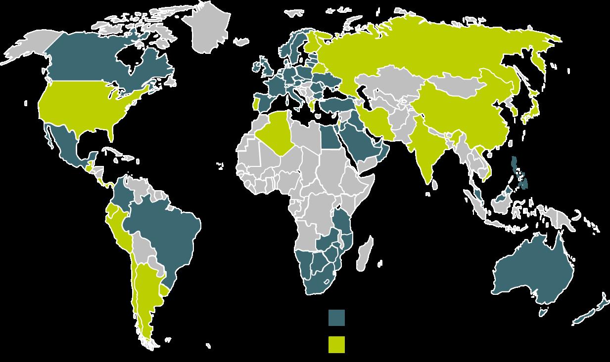 Partners worldwirde